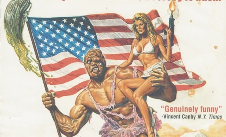 Your 2062 Olympic Gold Medal Powerlifter: Toxie!